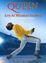 ライヴ・アット・ウェンブリー・スタジアム<25周年記念デラックス・エディション>(初回限定版)(CD2枚、解説書付)(通常)(DVD)