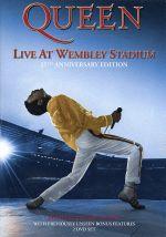 ライヴ・アット・ウェンブリー・スタジアム<25周年記念スタンダード・エディション>(通常)(DVD)