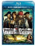 パイレーツ・オブ・カリビアン/生命の泉 ブルーレイ(Blu-ray Disc)(BLU-RAY DISC)(DVD)