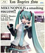 "MIKUNOPOLIS in LOS ANGELES""はじめまして、初音ミクです""(Blu-ray Disc)(BLU-RAY DISC)(DVD)"
