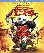 カンフー・パンダ2 ブルーレイ+DVDセット(Blu-ray Disc)(BLU-RAY DISC)(DVD)