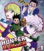HUNTER×HUNTER Vol.1(Blu-ray Disc)(BLU-RAY DISC)(DVD)