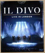 ライヴ・イン・ロンドン(Blu-ray Disc)(BLU-RAY DISC)(DVD)