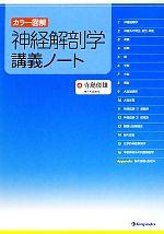 カラー図解 神経解剖学講義ノート(単行本)
