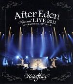 """""""After Eden""""Special LIVE 2011 at TOKYO DOME CITY HALL(Blu-ray Disc)(BLU-RAY DISC)(DVD)"""