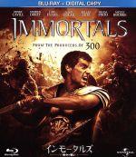 インモータルズ-神々の戦い-(Blu-ray Disc)(BLU-RAY DISC)(DVD)