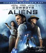 カウボーイ&エイリアン 未体験ロング・バージョン ブルーレイ+DVDセット(Blu-ray Disc)(BLU-RAY DISC)(DVD)