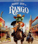 ランゴ おしゃべりカメレオンの不思議な冒険 ブルーレイ+DVDセット(Blu-ray Disc)(BLU-RAY DISC)(DVD)