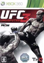 UFC Undisputed 3(ゲーム)