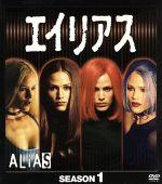 エイリアス シーズン1 コンパクト BOX(通常)(DVD)