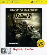 Fallout 3:GAME OF THE YEAR EDITION PS3 the Best(ゲーム)