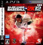 メジャーリーグベースボール 2K12(ゲーム)