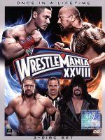 WWE レッスルマニア28(通常)(DVD)