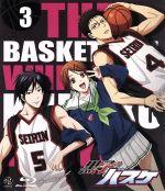 黒子のバスケ 3(Blu-ray Disc)(BLU-RAY DISC)(DVD)