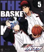黒子のバスケ 5(Blu-ray Disc)(BLU-RAY DISC)(DVD)