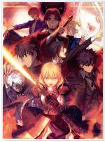 Fate/Zero Blu-ray Disc Box Ⅱ(Blu-ray Disc)(BOX、特典BD1枚、特典CD2枚、ブックレット付)(BLU-RAY DISC)(DVD)