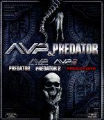 AVP&プレデター ブルーレイBOX FOX HERO COLLECTION(Blu-ray Disc)(BLU-RAY DISC)(DVD)