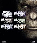 猿の惑星 ブルーレイBOX FOX HERO COLLECTION(Blu-ray Disc)(BLU-RAY DISC)(DVD)