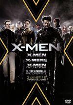 X-MEN FOX HERO COLLECTION コンプリート DVD-BOX(通常)(DVD)
