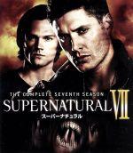 SUPERNATURAL VⅡ<セブンス・シーズン>コンプリート・ボックス(Blu-ray Disc)(【4枚組】三方背BOX、ブックレット付)(BLU-RAY DISC)(DVD)