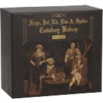 COWBOY BEBOP Blu-ray BOX(初回限定版)(Blu-ray Disc)(ブックレット、コンテ集、ポストカード集、フィルムコマ、書き下ろし小説、特典DVD1枚、BOX付)(BLU-RAY DISC)(DVD)