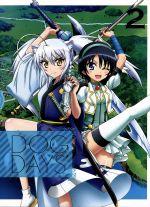 DOG DAYS'2(完全生産限定版)((スリーブケース、ブックレット、特典ディスク付))(通常)(DVD)