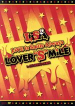 """LiVE is Smile Always~LOVER""""S""""MiLE~in日比谷野外大音楽堂(通常)(DVD)"""