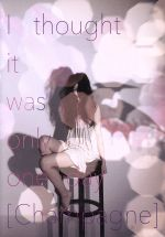 I thought it was only one day(通常)(DVD)