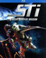 スターシップ・トゥルーパーズ インベイジョン(初回限定版)(Blu-ray Disc)((ブックレット、アウターケース付))(BLU-RAY DISC)(DVD)
