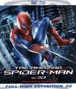 アメイジング・スパイダーマン IN 3D(Blu-ray Disc)(BLU-RAY DISC)(DVD)