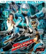 スーパー戦隊シリーズ 特命戦隊ゴーバスターズ Vol.7(Blu-ray Disc)(BLU-RAY DISC)(DVD)