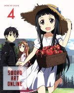 ソードアート・オンライン 4(完全生産限定版)((特典CD、ブックレット、ピンナップ3枚付))(通常)(DVD)