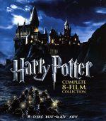 ハリー・ポッター ブルーレイコンプリートセット(Blu-ray Disc)(BLU-RAY DISC)(DVD)