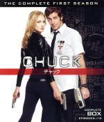 CHUCK/チャック<ファースト・シーズン>コンプリート・セット(Blu-ray Disc)(BLU-RAY DISC)(DVD)
