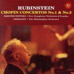 ショパン:ピアノ協奏曲第1番・第2番(Blu-spec CD2)(通常)(CDA)