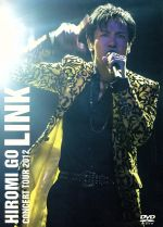 "HIROMI GO CONCERT TOUR 2012""LINK""(初回生産限定版)(24Pブックレット、三方背BOX付)(通常)(DVD)"