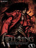 HELLSING OVA Ⅹ(初回限定版)(Blu-ray Disc)(12Pブックレット付)(BLU-RAY DISC)(DVD)
