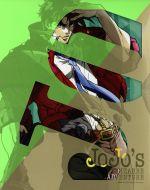 ジョジョの奇妙な冒険 Vol.4(初回生産限定版)(Blu-ray Disc)((サウンドトラックCD、アウターケース付))(BLU-RAY DISC)(DVD)