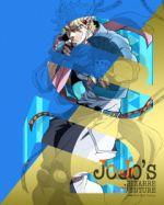 ジョジョの奇妙な冒険 Vol.7(初回生産限定版)(Blu-ray Disc)((指輪ストラップ、アウターケース付))(BLU-RAY DISC)(DVD)