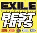 EXILE BEST HITS-LOVE SIDE/SOUL SIDE-(初回限定盤)(3DVD付)