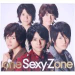 one Sexy Zone(初回限定盤)(DVD付)(BOX、写真集付)(通常)(CDA)