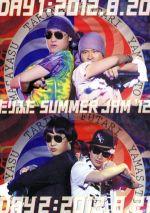 たりふた SUMMER JAM'12(通常)(DVD)