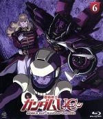 機動戦士ガンダムUC 6(Blu-ray Disc)(ブックレット付)(BLU-RAY DISC)(DVD)