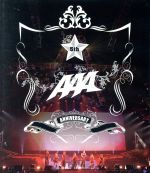 AAA 5th Anniversary LIVE 20100912 at Yokohama Arena(Blu-ray Disc)(BLU-RAY DISC)(DVD)