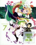 ソードアート・オンライン 7(完全生産限定版)(Blu-ray Disc)((特典CD、ブックレット、ピンナップ3枚付))(BLU-RAY DISC)(DVD)