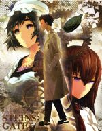 STEINS;GATE Blu-ray BOX(Blu-ray Disc)(三方背BOX、200Pブックレット付)(BLU-RAY DISC)(DVD)