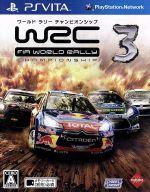 WRC3 -FIA World Rally Championship-(ワールドラリーチャンピオンシップ)(ゲーム)
