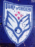 BUMP OF CHICKEN GOLD GLIDER TOUR 2012(Blu-ray Disc)(BLU-RAY DISC)(DVD)