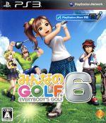 【ソフト単品】みんなのGOLF 6(ゲーム)