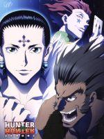 HUNTER×HUNTER ハンターハンター 幻影旅団編 Blu-ray BOX Ⅱ(Blu-ray Disc)(三方背BOX、特典ディスク1枚付)(BLU-RAY DISC)(DVD)